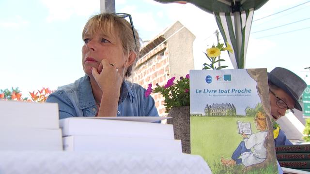 Un festival du livre version miniature à Lasne : pourquoi pas faire du local avec les livres?