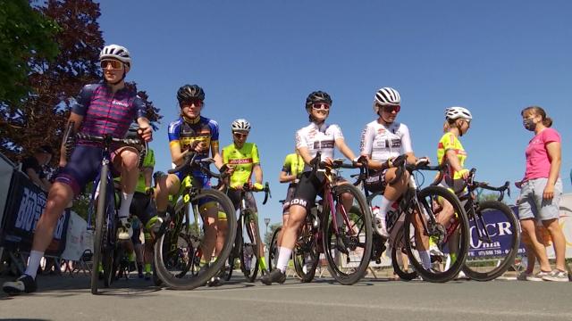 Villers-la-Ville : le retour à la compétition en cyclisme amateur