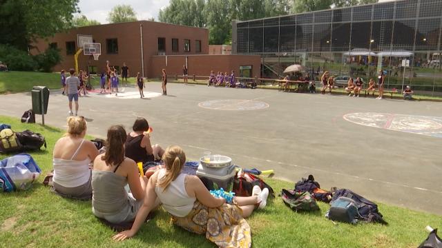 Tournoi de basket au Royal Nivelles : certains viennent de loin pour goûter à la compétition