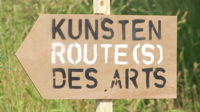 "6 balades vers ""Kunsten Route(s) des Arts"""