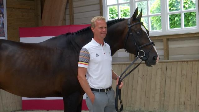 Equitation : Jérome Guéry serein avant les Jeux Olympiques