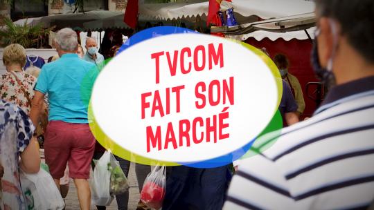 testTV Com fait son marché - La Hulpe