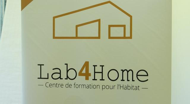 testLab4Home : nouveau pont entre les études qualifiantes et les métiers de l'habitat