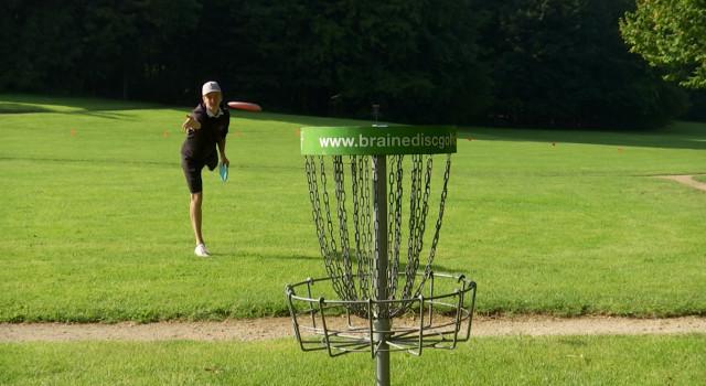Disc golf : 90 joueurs internationaux attendus à Braine-l'Alleud ce week-end