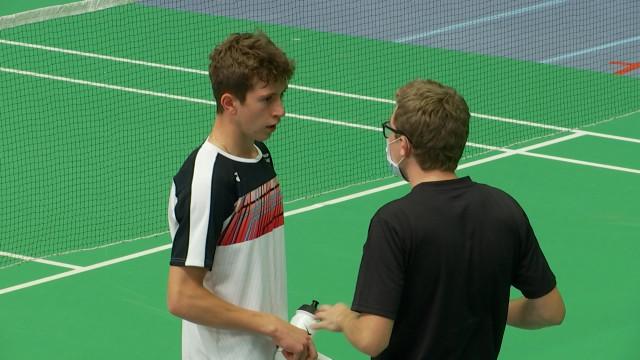 Badminton : le jeune Charles Fouyn en lice face aux élites aux championnats belges
