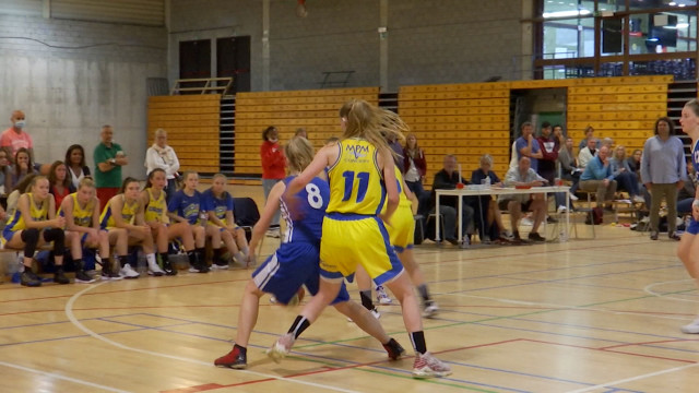 Basket : début de championnat rêvé pour les Castors Braine (Régionale 2B)
