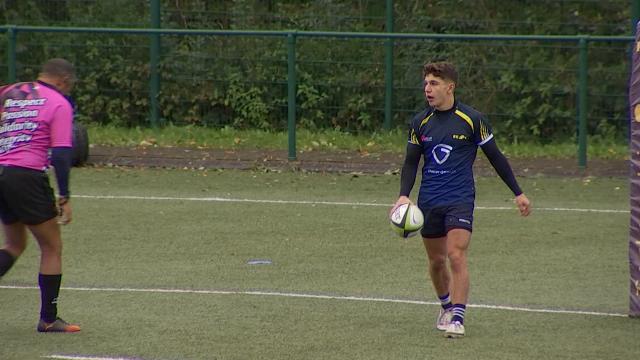 Rugby : la jeunesse ottintoise plie face à l'expérience sonégienne