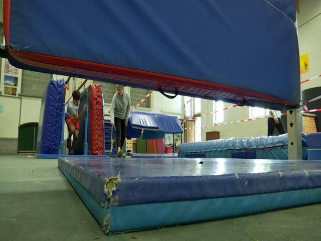testLa journée sportive, une institution de retour au Collège de Basse Wavre