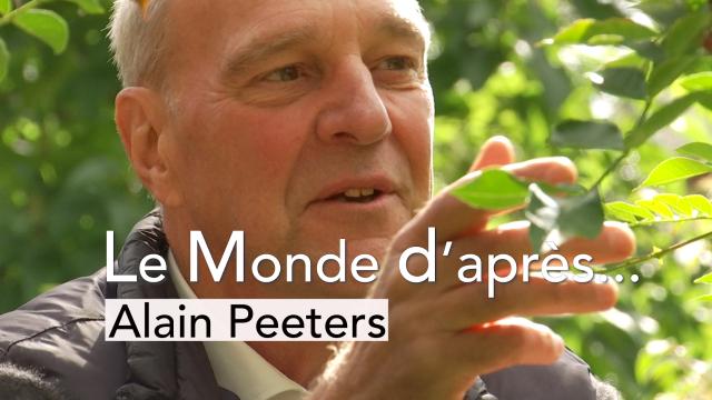 testLe Monde d'après - Alain Peeters