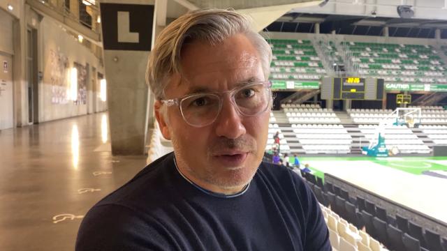 Serge Crevecoeur, un Rixensartois coach de basket en Nationale 1 française