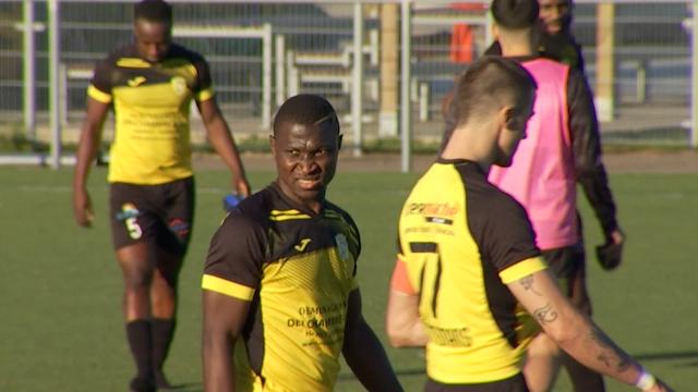 Football : Jodoigne arrache un point contre le leader du championnat de D3