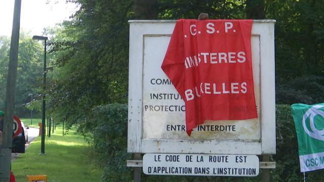 24 heures de grève à l'IPPJ de Wauthier-Braine