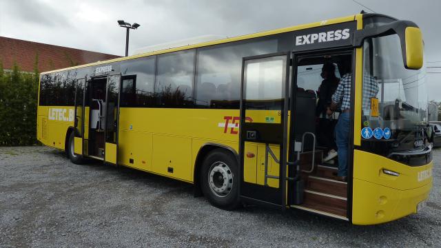 3 nouvelles lignes express TEC en Brabant wallon pour la rentrée