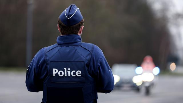 """test34 policiers en quarantaine sur 80 dans la zone BW Est : reprise """"très progressive"""" des services"""