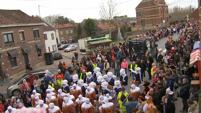 Le carnaval d'Ophain a célébré sa 37e édition