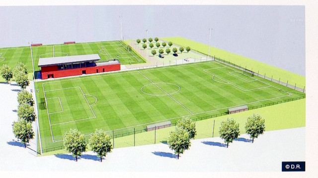 664.000 euros accordés pour les installations du club de foot d'Huppaye
