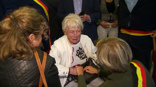 75 ans de la libération : les résistants à l'honneur à Waterloo