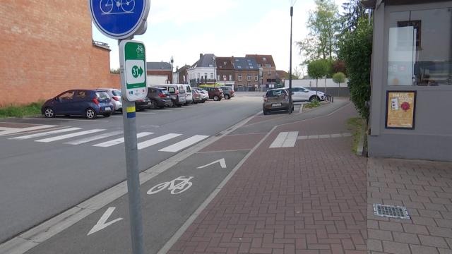 750.000 euros pour le plan cyclable à Rixensart