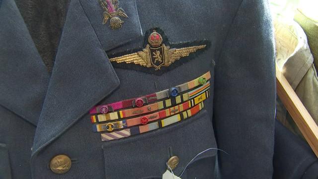 800 objets de la deuxième guerre mondiale en vente à Wavre