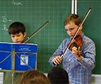 Braine-le-Château : L'ORCW dans les écoles