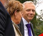 Grez-Doiceau : Visite du Gouverneur G.Mahieu