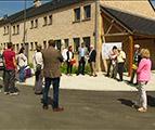 Ramillies : Inauguration de logements sociaux