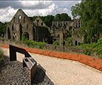 Villers-la-Ville : Nouvelle scénographie de l'abbaye