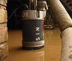 Genappe : Dégâts et nouvelles inondations causés par la tempête