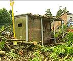 Villers-la-Ville : Les dégâts causés par la tempête