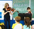 testWauthier-Braine : Initiation à la musique classique dans les écoles
