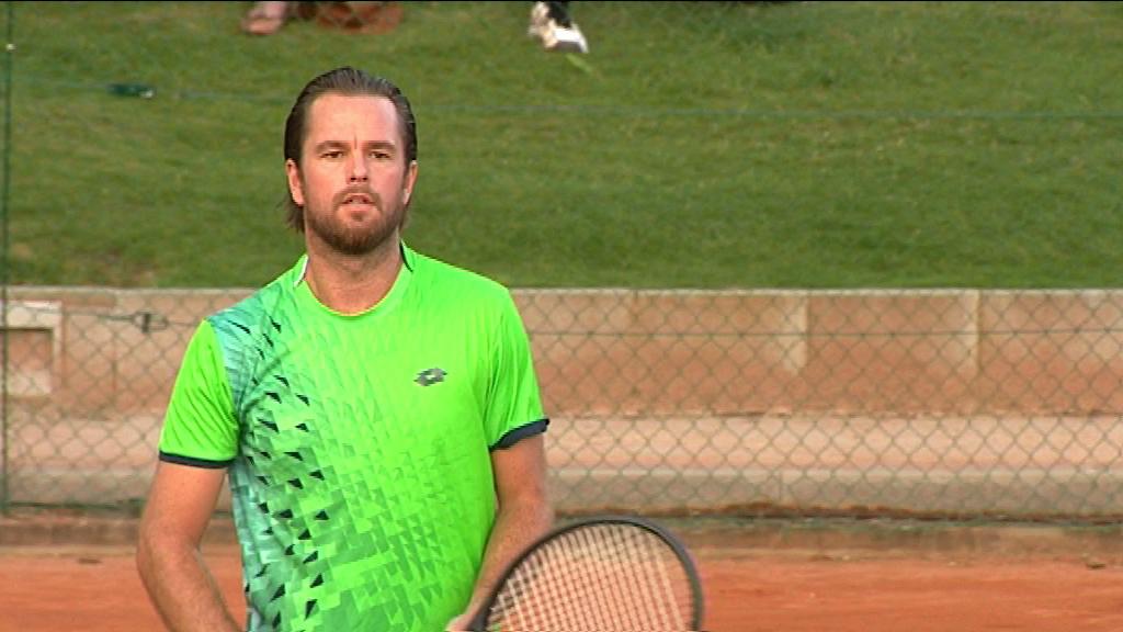 Tennis : Xavier Malisse au Tournoi du TC 1310