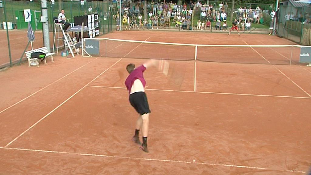 Tennis : Wilink Open - Finales Simples