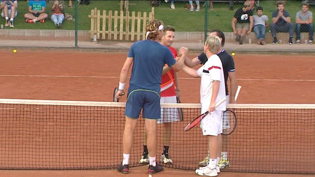 Tennis : Wilink Open - Finale Double