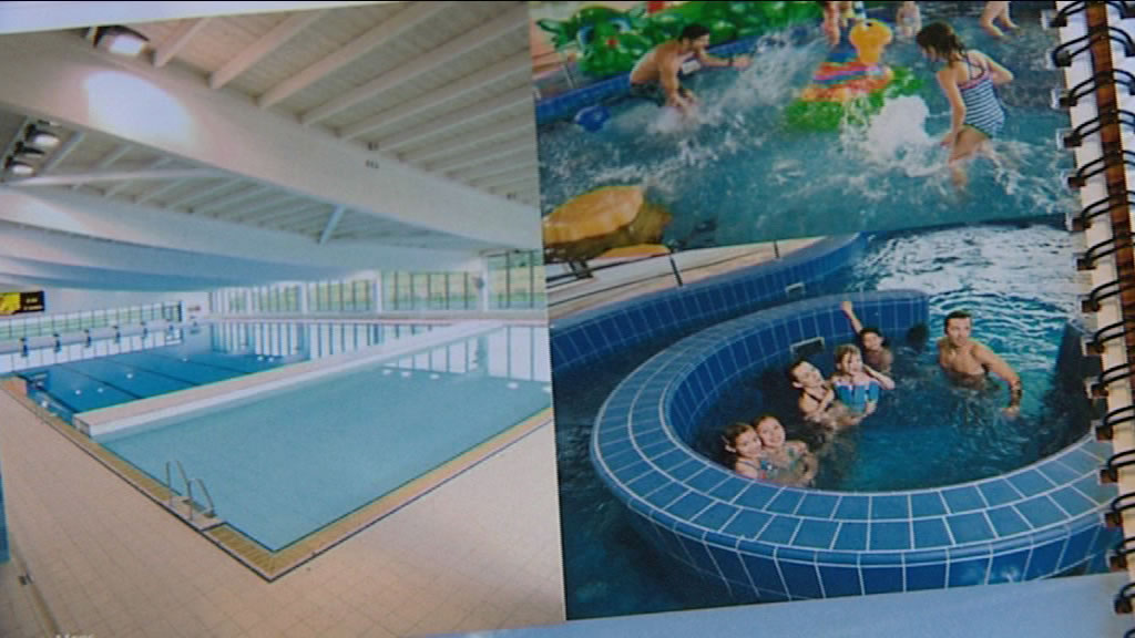 Braine-l'Alleud : Suivi du dossier de la future piscine