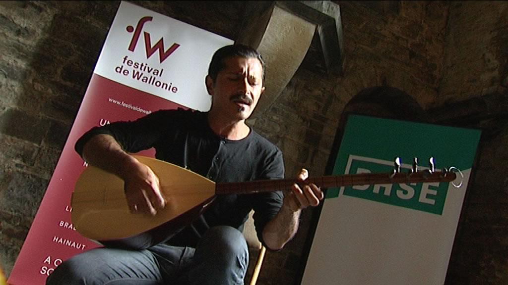 testAnnonce du Festival de Wallonie en BW