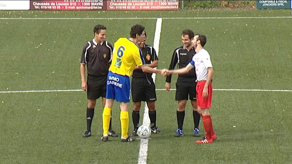 Football : Grez-Doiceau - RCS Brainois (P1)