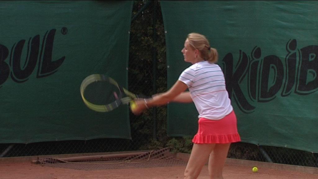 Tennis : Tournoi Seniors au Club J.Henin