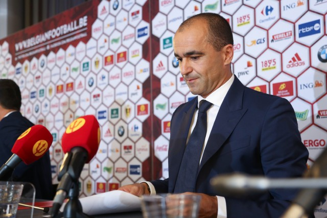 Football : Roberto Martinez à Tubize !