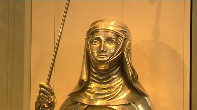 Nivelles : 740 ans du Tour Sainte-Gertrude