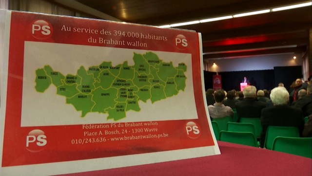 Court-Saint-Etienne : voeux du PS Brabant wallon