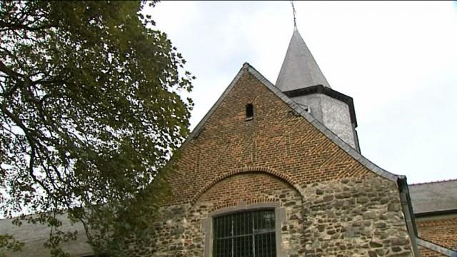 testL'église de Mousty est millénaire