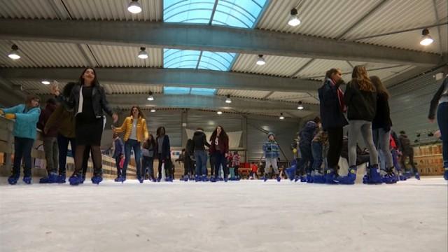 Tubize : la patinoire accessible jusqu'au 5 mars