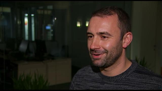 Frédéric Taquin du RC Villers-la-Ville sera l'entraîneur de la RAAL La Louvière