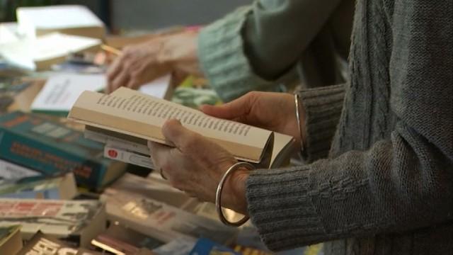 testL'échange de livres est une pratique prisée à Chaumont-Gistoux