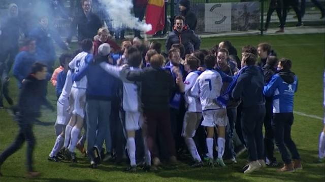 Football : Lasne-Ohain en finale de la Coupe de Brabant !