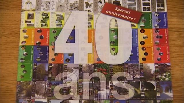 Chaumont-Gistoux : le bulletin d'information Amalgame a 40 ans