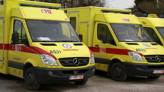 La Hulpe : des ambulances de l'ACS présentes et actives le 22 mars