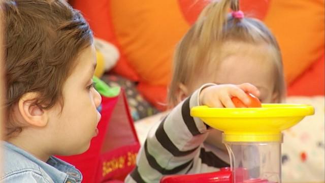 Genappe : un lieu pour des enfants défavorisés de 0 à 3 ans