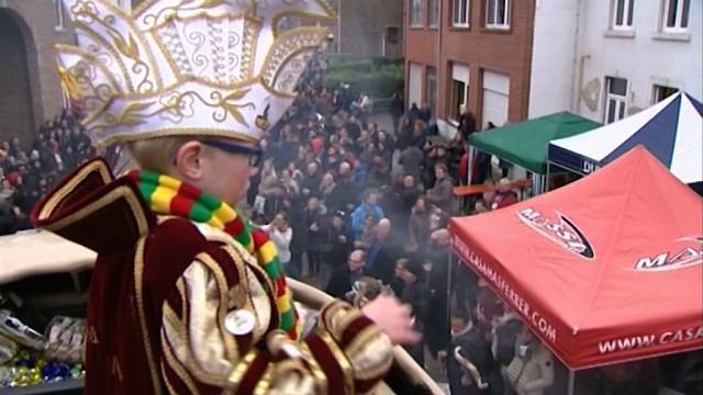 """Hélécine : 46ème carnaval hélécinois du Comité """"À mon nos autres"""""""