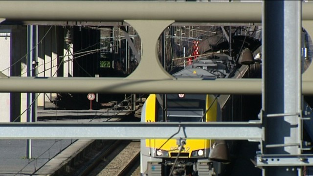 Trafic ferroviaire interrompu entre Ottignies et Louvain : les faits
